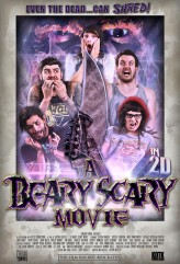 A Beary Scary Movie (2012) afişi