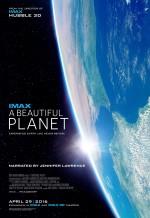 A Beautiful Planet (2016) afişi