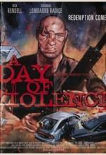 A Day of Violence (2010) afişi