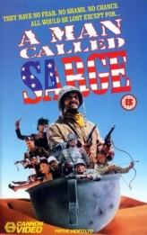 A Man Called Sarge (1990) afişi