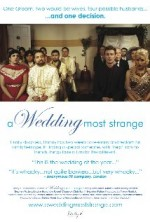 A Wedding Most Strange (2011) afişi
