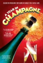 A Year in Champagne (2014) afişi