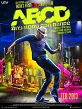 ABCD (Any Body Can Dance) (2013) afişi