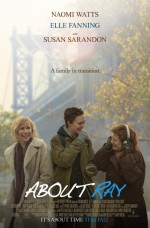 About Ray (2015) afişi