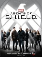 Agents of S.H.I.E.L.D 3. Sezon (2015) afişi