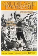 Akıncıların İntikamı (1966) afişi