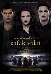 Alacakaranlık Efsanesi: Şafak Vakti Bölüm 2 The Twilight Saga : Breaking Dawn Part 2 Filmi Türkçe Altyazı İzle