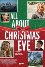 All About Christmas Eve (2012) afişi