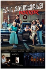 All American Horror (2014) afişi