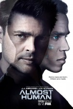 Almost Human Sezon 1 (2013) afişi