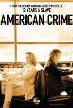 Amerikan Suçu (2015) afişi