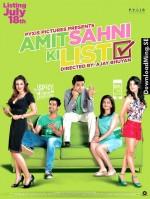 Amit Sahni Ki List (2014) afişi