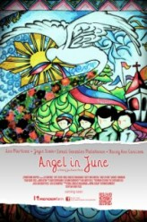 Angel in June (2012) afişi