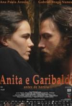 Anita e Garibaldi (2013) afişi