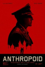 Anthropoid (2016) afişi