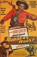 Arizona Haydutları (1955) afişi