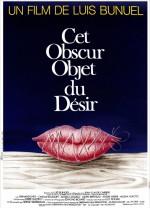 Arzunun Şu Karanlık Nesnesi (1977) afişi