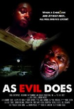 As Evil Does (2015) afişi