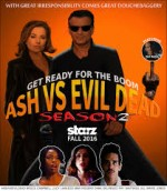 Ash vs Evil Dead 2. sezon (2016) afişi