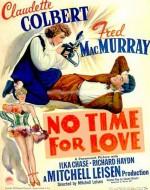 Aşka zaman yok (1943) afişi