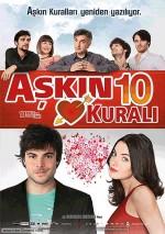 Aşkın 10 Kuralı (2012) afişi