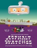 Asphalt Watches (2013) afişi