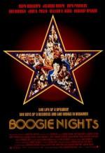 Ateşli Geceler (1997) afişi