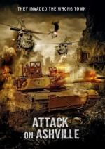 Attack on Ashville (2016) afişi
