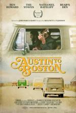 Austin to Boston (2014) afişi