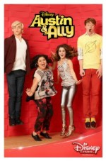 Austin ve Ally Sezon 4 (2014) afişi