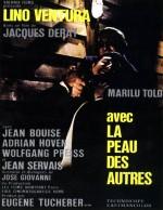 Avec La Peau Des Autres (1966) afişi