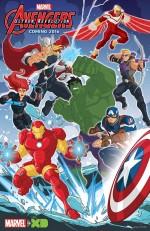 Avengers Assemble Sezon 3 (2016) afişi