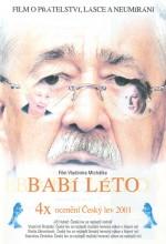 Babí Léto (2001) afişi