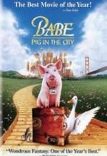 Babe Şehirde (1998) afişi