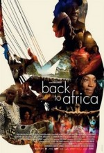 Back To Africa (2008) afişi