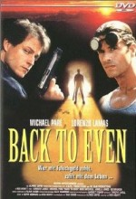 Back To Even (1998) afişi