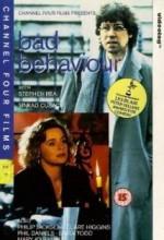 Bad Behaviour (1993) afişi