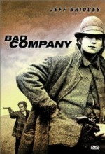 Bad Company (1972) afişi