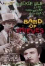 Band Of Thieves (1962) afişi