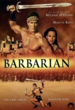 Barbarian: The Last Great Warrior King (2003) afişi