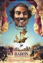 Baron Munchausen'in Maceraları
