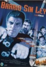 Barrio Sin Ley (2000) afişi