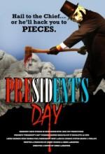 Başkanın Günü (2010) afişi