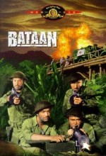 Bataan (1943) afişi