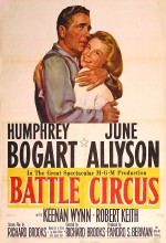 Battle Circus (1953) afişi
