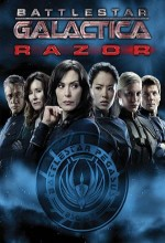 Battlestar Galactica: Razor (2007) afişi