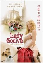 Bayan Godiva (2008) afişi