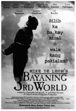 Bayaning Third World (2000) afişi
