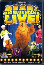 Bear in the Big Blue House Live (2003) afişi