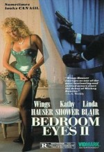 Bedroom Eyes II (1990) afişi